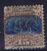 USA:1869 Scott 119  Used, - 1847-99 Algemene Uitgaves