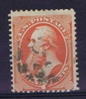 USA:1870-1871 Scott 149  Used, - 1847-99 Algemene Uitgaves