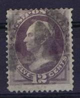 USA:1870-1871 Scott 151  Used, - 1847-99 Algemene Uitgaves