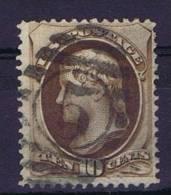 USA: 1870-1871 Scott 161   Used - Gebruikt