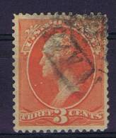 USA: 1887 Scott 214 Used - 1847-99 Algemene Uitgaves