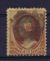 USA: 1888 Scott 217 Used - 1847-99 Algemene Uitgaves