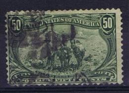 USA: 1898 Scott 291 Used - 1847-99 Algemene Uitgaves