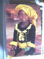 Africa Tsjaad Chad  Tschad  Nice Girl - Tsjaad