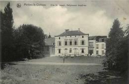 Avr13 1366 : Merbes-le-Château (Mierbe)  -  Villa Saint-Joseph - Religieuses Ursulines - Merbes-le-Château