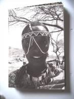 Afrika Africa Nice Woman - Postkaarten