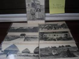 Lot De 7 CPA (tresbelle Cpa) De La Beauce (tres Bon Etat) Donc 1 Gratuite Car( Defauts) - Postkaarten