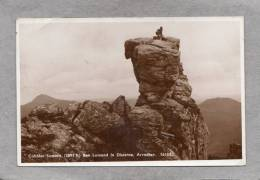 38877    Regno  Unito,    Scozia -  Cobbler  Summit (2891 Ft)  Ben  Lomond  -  In  Distance  Arrochar,  VG  1939 - Argyllshire