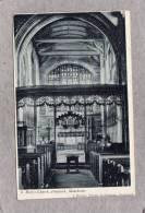 """38880     Regno  Unito,    S.  Mary""""s  Church  -  Prstwich  -  Manchester,  VG  1904 - Manchester"""