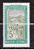 MADAGASCAR N� 97 NEUF* TTB