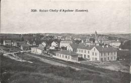 Lozère- Saint-Chély-d'Apcher. - Saint Chely D'Apcher