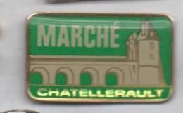 Ville De Chatellerault , Marché - Villes