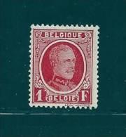 Belgique   Timbre De 1927/28  N°256  Neufs ** Sans Charnière - Belgien