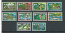 Niue:213/ 222 ** - Niue