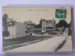 (77) - LAGNY - LE PARC A CHABANOT - ANIMEE - 1912 - TRES BEL ETAT - Lagny Sur Marne