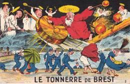 Le Tonnerre De BREST - Brest