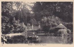 Bassin Des Cygnes, Vichy (Allier), France, 1910-1920s - Vichy
