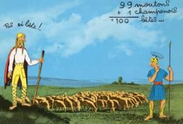 LA CHAMPAGNE HUMORISTIQUE - Humour