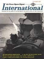Air Force / Space Digest - INTERNATIONAL - OCTOBER 1965 -  Gemini - Vietnam -  Bateaux - Avions - Hélicopters     (3280) - Revistas & Periódicos