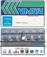VIACARD 100.000 100000 Lire Us. CASELLO - Other Collections