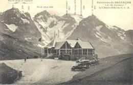 CPA ENVIRONS DE BRIANCON - COL DU LAUTARET - LE CHALET HOTEL DU P.L.M. - France