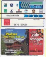 VIACARD 50.000 50000 Lire Us.WALSER - Unclassified