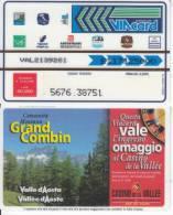 VIACARD 50.000 50000 Lire Us.GRAND COMBIN - Unclassified