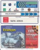 VIACARD 50.000 50000 Lire Us.EVANCON - Unclassified