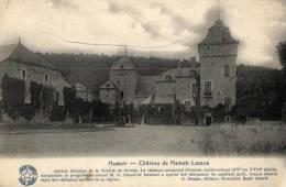 BELGIQUE - LIEGE - HAMOIR - Château De Hamoir-Lassus. - Hamoir