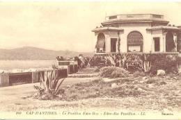 CPA CAP D´ANTIBES - LE PAVILLON EDEN-ROC - Antibes