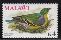 Malawi MNH Scott #245 4k Green Pigeon - Birds - Malawi (1964-...)