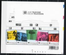 Bloc 106 Neuf SANS Charnière 50 Ans De La Télévision Moins Cher Que Prix Poste - Blocks & Kleinbögen 1962-....