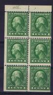USA: Booklet  Pane   405b , MNH/** - ...-1940