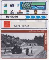 VIACARD 50.000 50000 Lire Us. A1 1963 - Other Collections