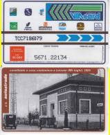 VIACARD 50.000 50000 Lire Us. CASELLANTE 1924 - Other Collections