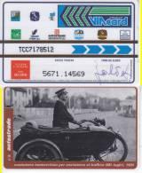 VIACARD 50.000 50000 Lire Us. CANTONIERE 1924 - Non Classificati