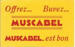 Buvard Muscabel. - Liquor & Beer