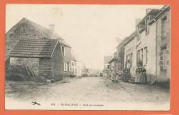 Z085, St-Sulpice, Rue Principale, 518, Animée, Circulée Sous Enveloppe - Saint Sulpice