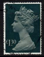 GB SG1026b, 1977 Obsolete Machins £1.30 Used - Oblitérés