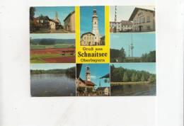 BT11206 Schanaitsee Im Nordchen Chiemgau  2 Scans - Chiemgauer Alpen