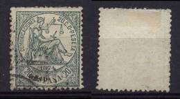 Spain Spanien Mi# 138 Gest - 1873-74 Regency