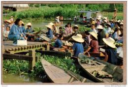 THAILANDE - BANGPA - CPM - 564 - HRH Princess MAHA CHAKRI - éditeur PHATANA LTD ? - Thaïlande