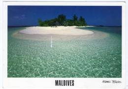 MALDIVES - BATHALA-ARI ATOLL (PHOTO MICHAEL FRIEDEL No.23/242) - Maldive