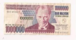 1000000 BIR MILYON - Turquie