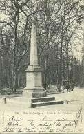 PARIS 16 - Bois De Boulogne - Croix Du Pré Catelan         -- Marmuse 232 - Arrondissement: 16
