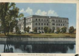 (555) Very Old Postcard - Carte Ancienne - Canada - Ottawa National Reaseach Bureau - Ottawa