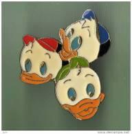 DISNEY *** RIRI-FIFI-LOULOU N°1 *** (402) - Disney