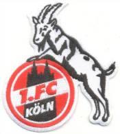 Bundesliga FC Koln German Football Embroidered Patch - Scudetti In Tela