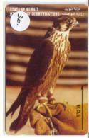 GPT (30) Bird Of Prey - Hawk - Falcon Telecarte Phonecard - Koweït