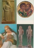 11 POSTCARDS : GREECE - OLD ART  / GRÈCE -  ANCIENT ART  / GRIEKENLAND - OUDE  KUNST - Postkaarten